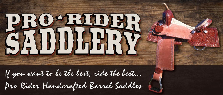 Pro Rider Saddlery